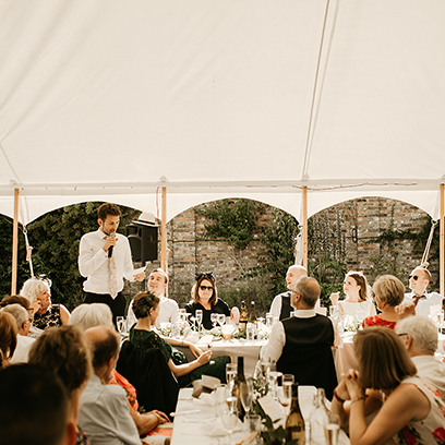 Bestman Speech at the Walled Garden